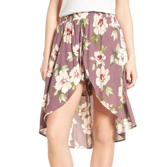 bp Pants - NWT Nordstrom BP Floral Walk Through Shorts L